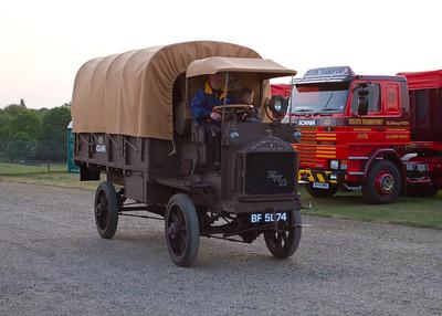1917 - FWD Model B Military Lorry