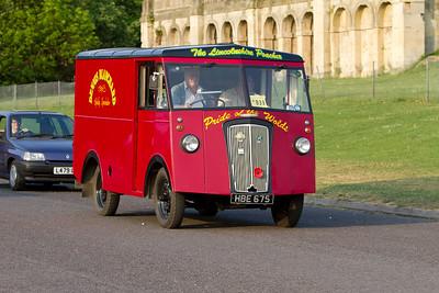 1951 - Morris PV 1 Ton Van