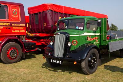 1946 - Morris-Commercial CVF Dropside Lorry