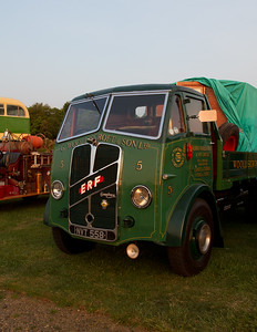 1950 - ERF 54G Flatbed Lorry