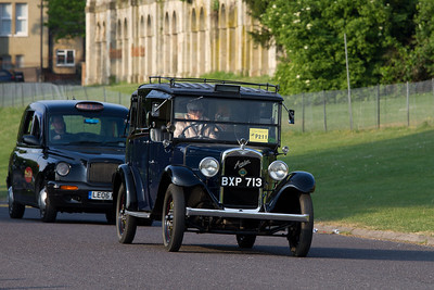1935 - Austin 12/4 Taxicab