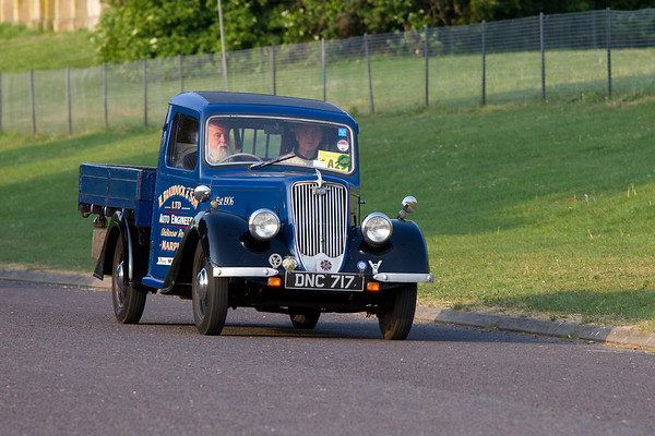 1937 Jowett Dropside Pick-Up
