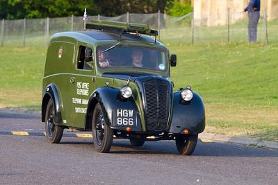 1946 - Morris Z Type Van