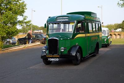 1934 - Dennis Ace Bus