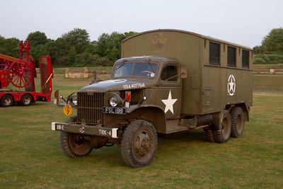 1942 - GMC CCKW 353 Mobile Workshop