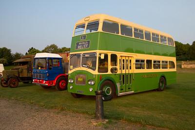 1966 - Leyland PD3 Double Deck Bus