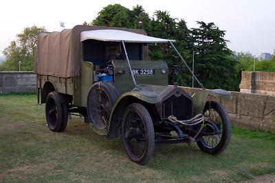 1918 - Crossley RFC Tender