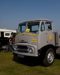 1957 - Austin 701 FE Dropside Lorry