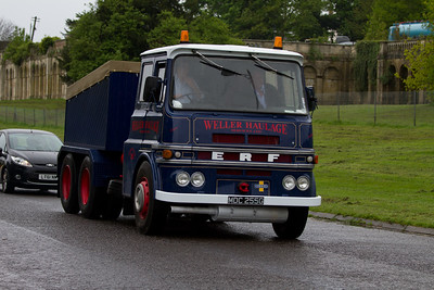 1968 - ERF Lorry