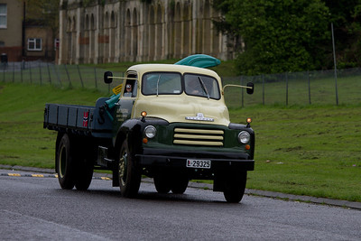 1955 - Bedford A5 LCG Dropside Lorry