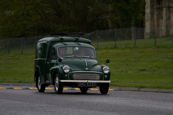 1966 Morris Minor Van