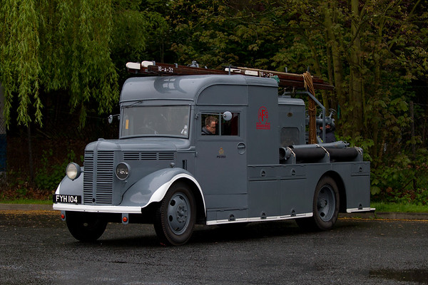 1939 - Bedford WLG Fire Appliance