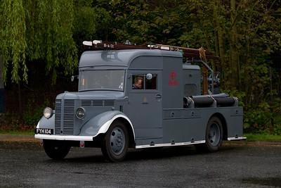 1939 - Bedford WLG Fire Appliance
