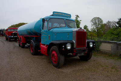 1963 - Scammell Highwayman Semi-Trailer