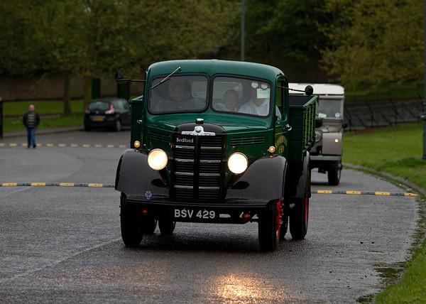 1950 Bedford MSD 2 Ton Dropside Van