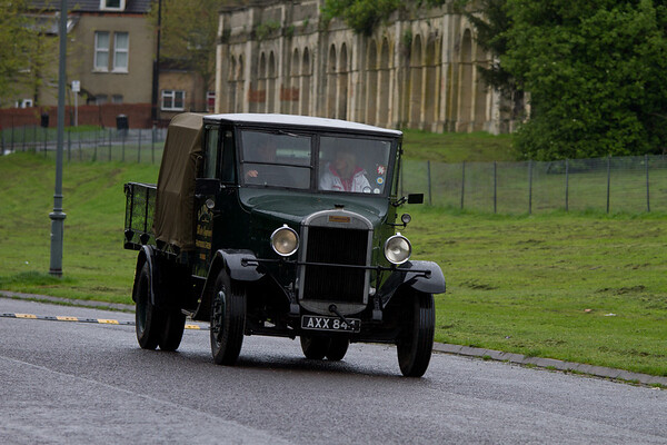 1934 - Thornycroft 2½ Ton Lorry