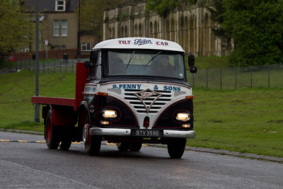 1964 Foden TE 4/14 Flatbed Lorry