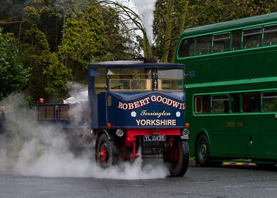 1927 - Sentinal Super Steam Wagon