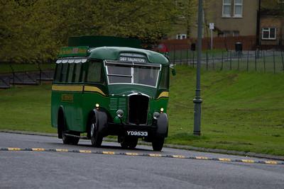 1934 - Dennis 'Ace' Single-Deck Bus