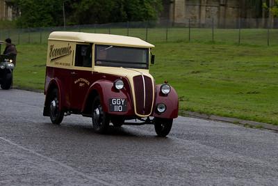 """1941 - Morris """"Z"""" Van Type 2"""