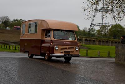 1962 - Austin J2 152 Motor Caravan
