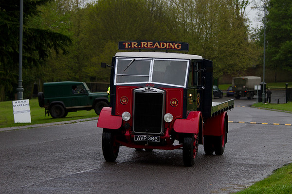 1939 Albion FT3 Flat Bed Lorry