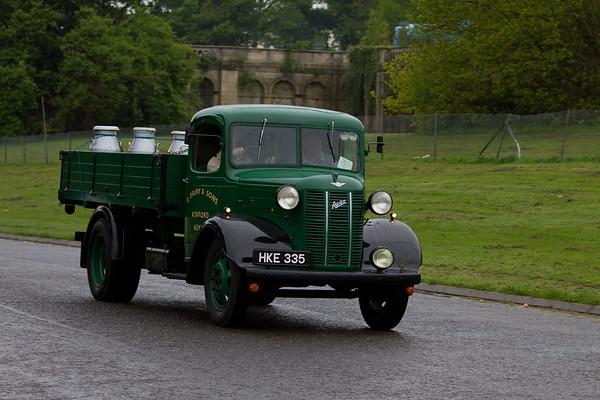 1944 Austin 3 Ton Dropside Lorry