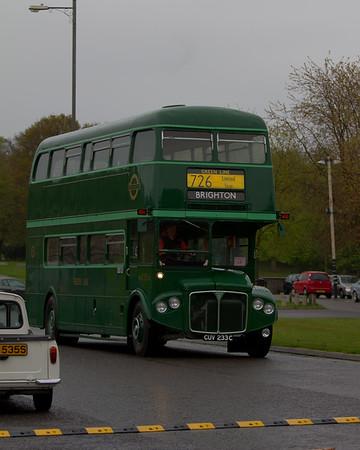 1965 AEC Routemaster Double-Deck Bus