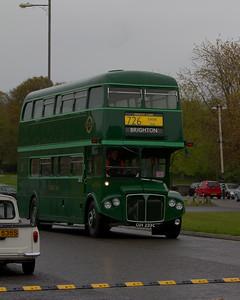 1965 - AEC Routemaster Double-Deck Bus