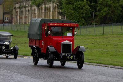 1928 - Morris Commercial 1 Ton Lorry