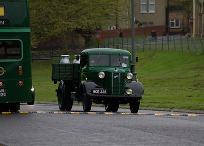 1944 - Austin 3 Ton Dropside Lorry