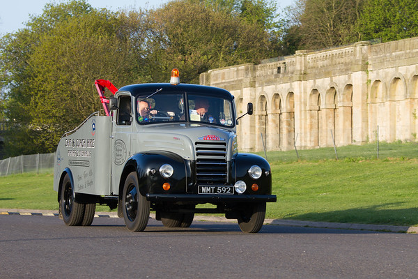 1951 - Ford Thames ET6 Breakdown Lorry