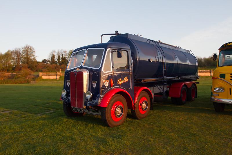 1951 - AEC Mammoth Major Mk3 Tanker