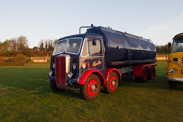 1951 AEC Mammoth Major Mk3 Tanker