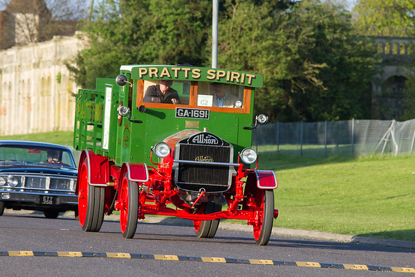 1919 Albion A10 32hp Lorry