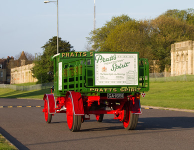 1919 - Albion A10 32hp Lorry