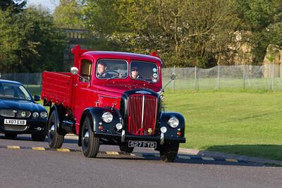 1958 - Austin Morris LC5 Dropside Lorry