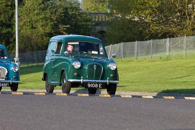 1959 - Austin A35 Van