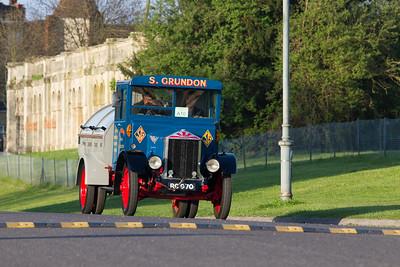 1929 - Albion Dustcart