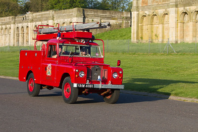 1969 - Land Rover Series IIA Fire Engine