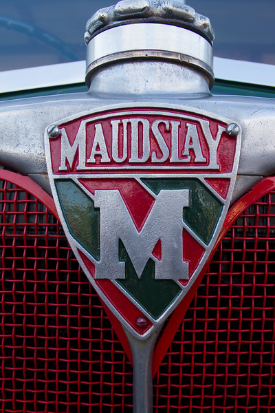 1952 - Maudsley Majestic Chinese 6 Flatbed Lorry
