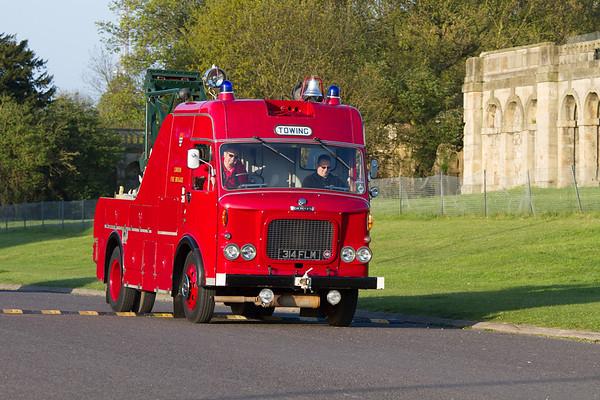 1964 - Dennis F107 Breakdown Recovery Tender