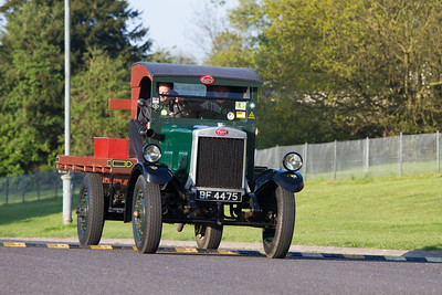 1929 - Guy Flatbed Lorry