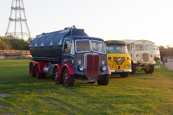 1951 - AEC Mammoth Major Mk3 Tanker