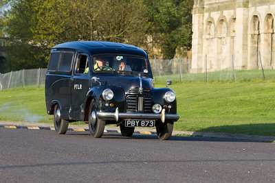 1956 - Austin A40 Van