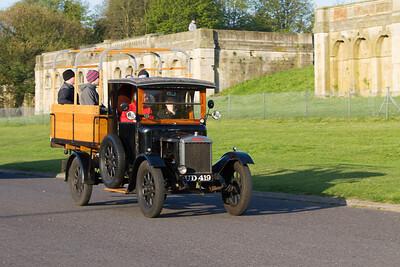 1926 - Morris T Type 1 Ton Lorry