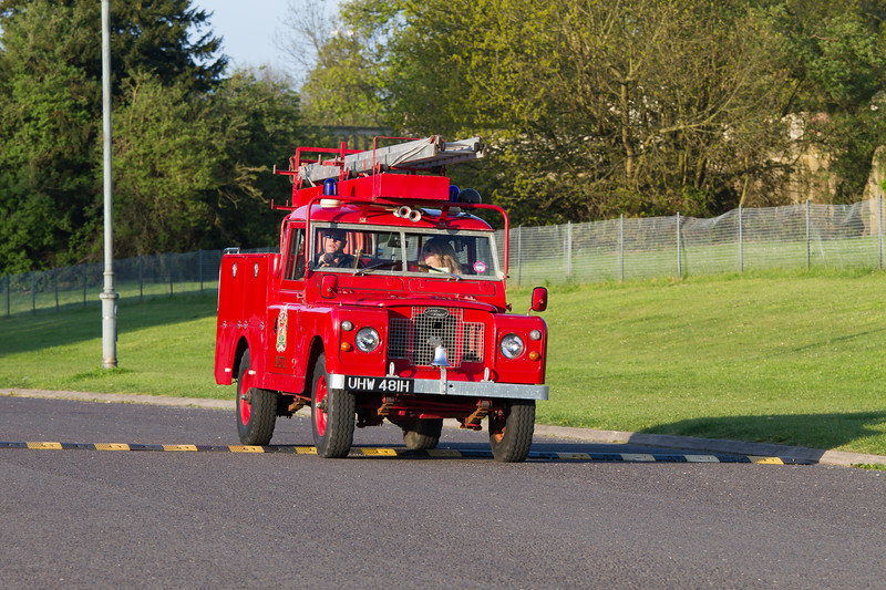 1969 - Land Rover Series IIA Fire Engine