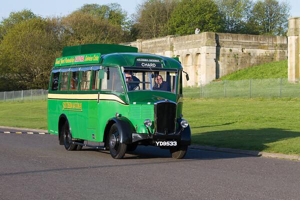 1934 - Dennis 'Ace' Single Deck Bus