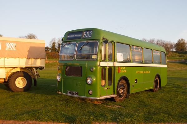 1960 Bristol SUS 4A Single Deck Bus