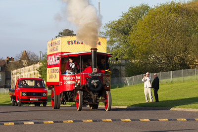 Commercial Steam Vehicles